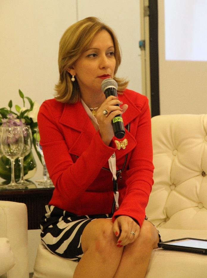 María Waleska Álvarez, VP Ejecutiva del NAP del Caribe
