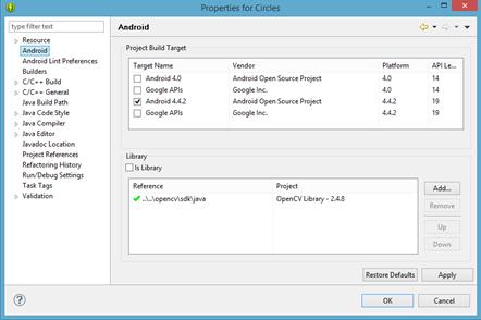 Configuración del proyecto Java