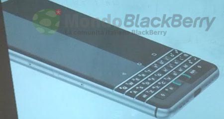 Así sería el Mercury según un render de Mondo BlackBerry