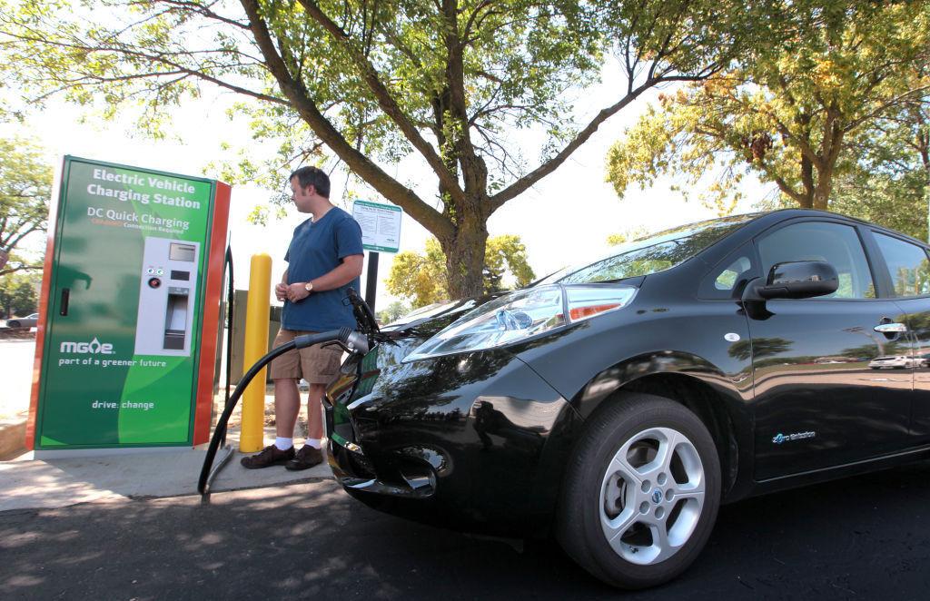 carga auto electrico