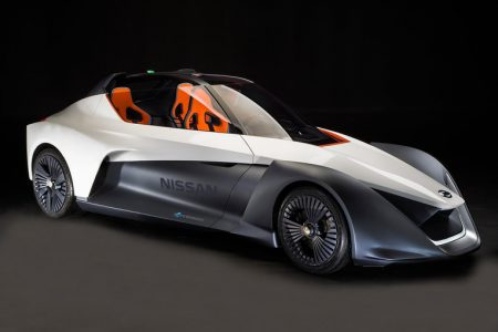 BladeGlider Concept Car 2