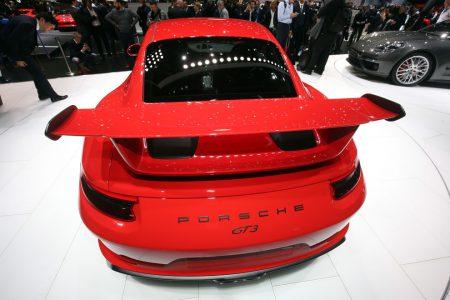 Porsche Salon Automotor Ginebra