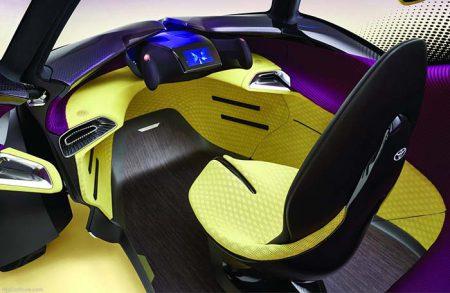 Toyota-i-Tril-concept- interior